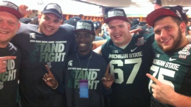 Michigan State makes Rich Homie Quan feel some type of way