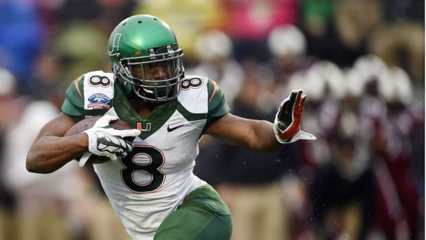 miami hurricanes duke johnson nfl draft