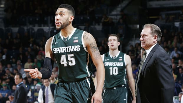Hoop Thoughts Michigan State story top