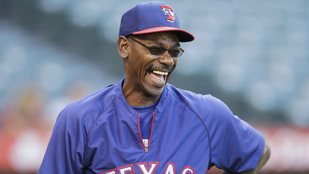 Ron Washington Rangers resigning off the field