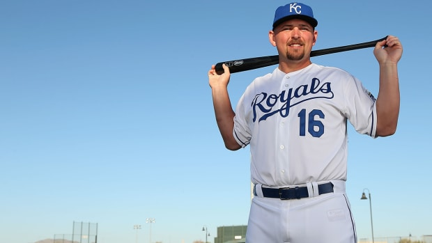 Report: Royals expected to decline Billy Butler's option IMAGE