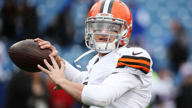 Is Johnny Manziel only a 'gimmick' QB? - Image