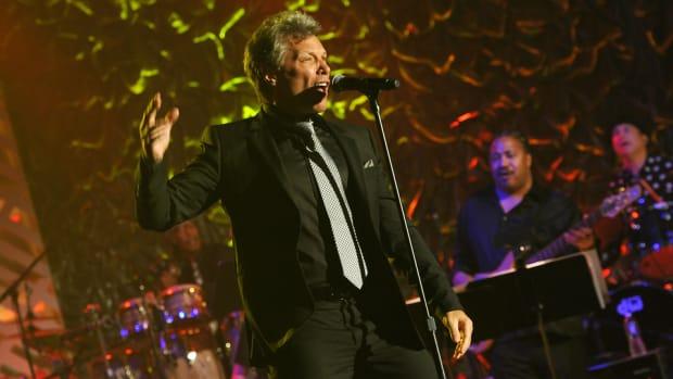 Jon Bon Jovi concert