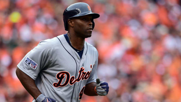 Torii Hunter new