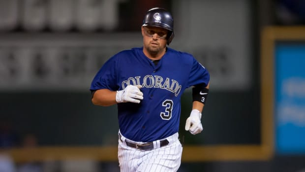 Rockies activate Michael Cuddyer from disabled list