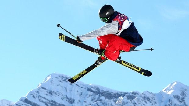 Joss Christensen Ski Slopestyle OLY