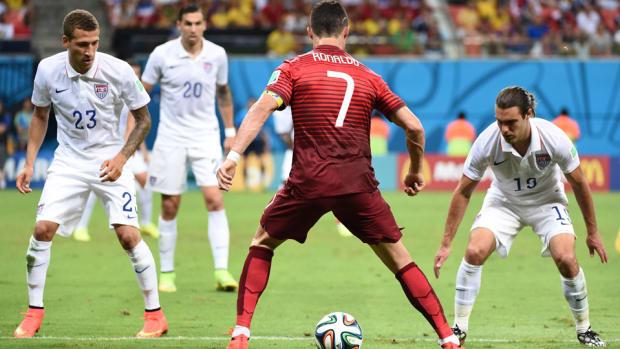 USA Cristiano Ronaldo