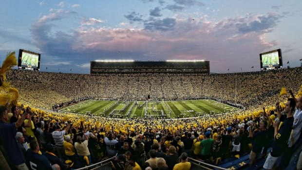 University of Michigan is selling tickets on Living Social