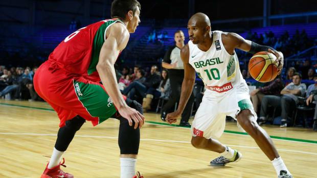 Leandro Barbosa FIBA