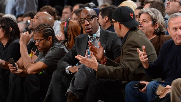 Comedian J.B. Smoove has the best take on the Knicks dysfunction