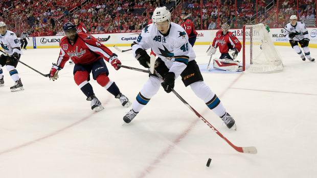 How San Jose Sharks rebounded from last year's playoff meltdown - Image