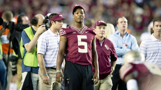 Will Jameis Winston be a top-five pick in the 2015 NFL draft?