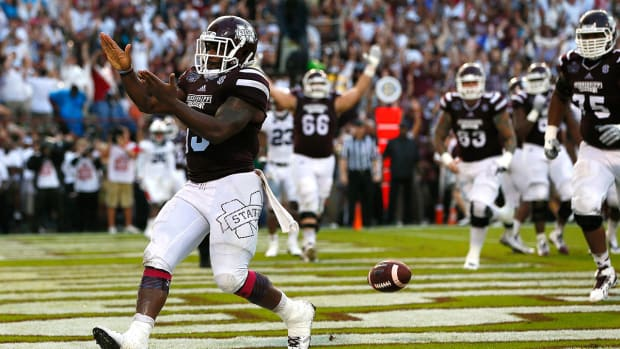 Can Mississippi State finish the season at no. 1?