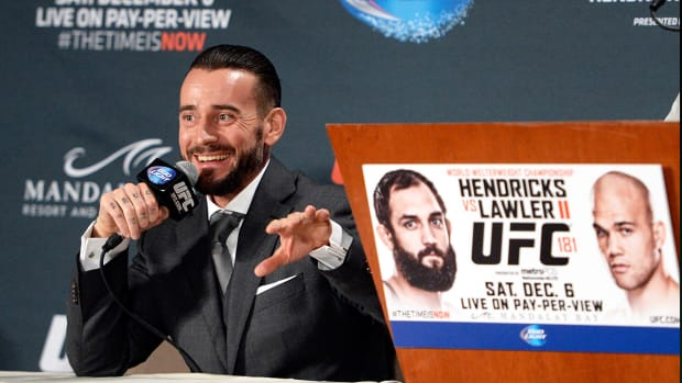 Will CM Punk enjoy more freedom in UFC than WWE? - Image