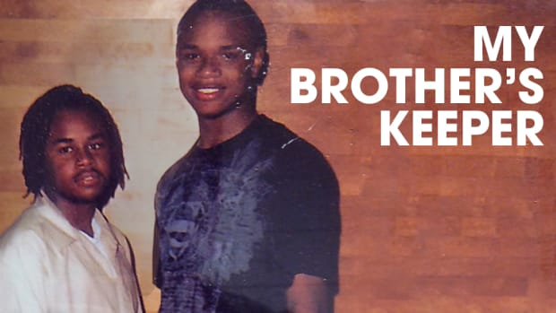 derrick gordon my brothers keeper story top