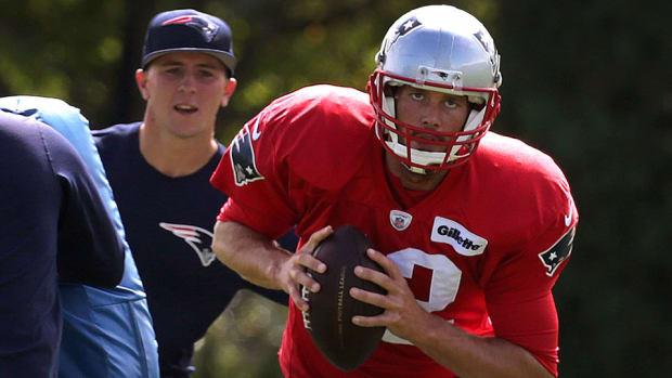 Tom Brady misses Patriots practice will play sunday
