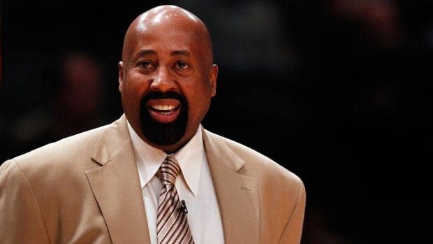 Mike Woodson Los Angeles Clippers