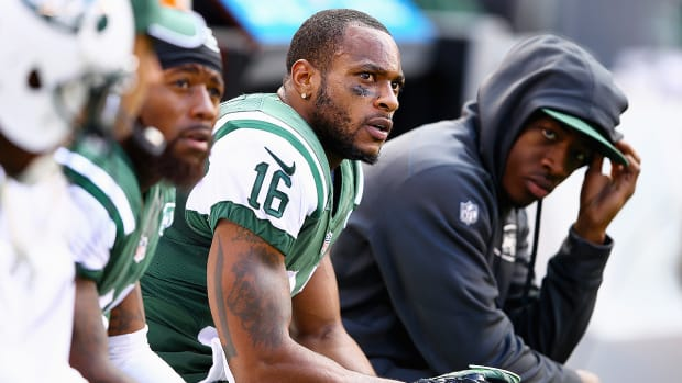 Why Percy Harvin actually slowed the Jets down - Image