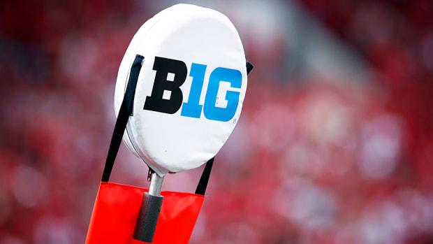 big ten logo image