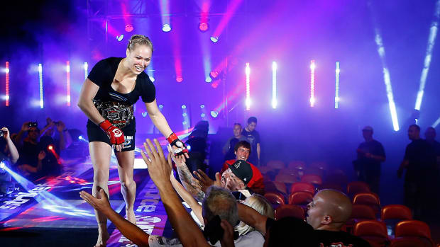 ronda rousey july rankings story