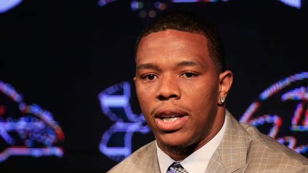 I think Ray Rice will get a second chance in the NFL