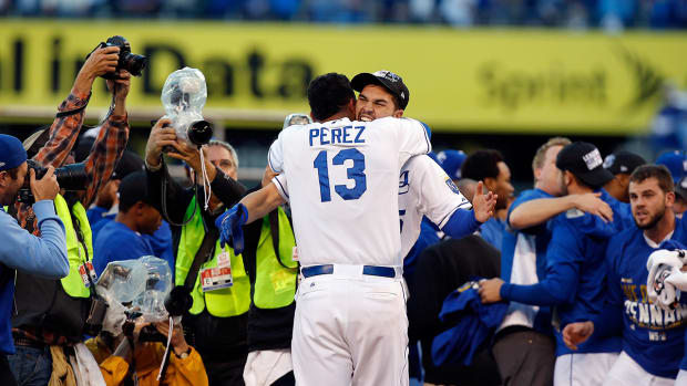 Royals headed to World Series for first time since 1985