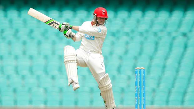 Cricketer Phillip Hughes