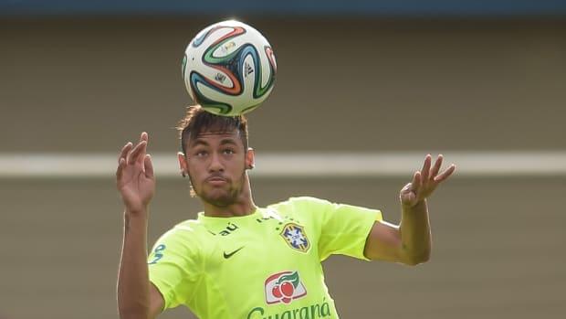 Neymar Group A
