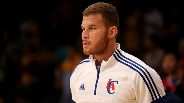 Report: Blake Griffin charged with misdemeanor battery IMAGE