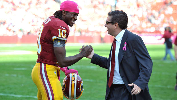 Judge rules Redskins can sue group that objected to its trademarks
