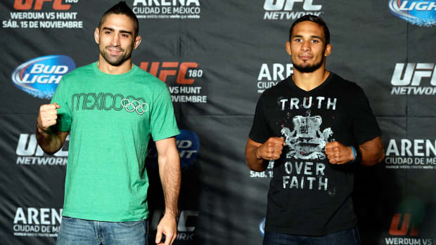 Dennis Bermudez: The importance of a UFC fight in Mexico  - Image