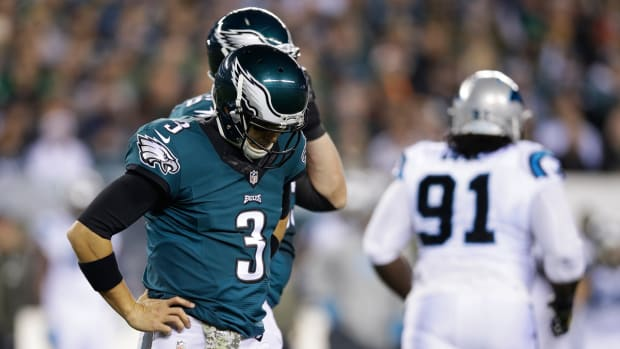 Will 'butt fumble' Mark Sanchez emerge for Eagles? - Image