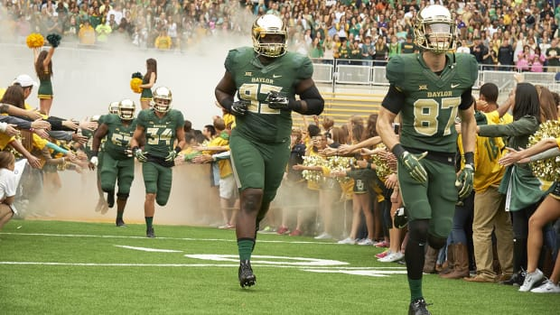 Baylor hires PR firm to make playoff case IMAGE