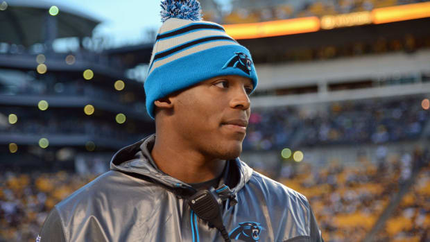 cam-newton-panthers-week-1-status