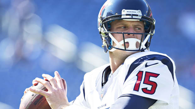What Texans' fans can expect from Ryan Mallett - Image
