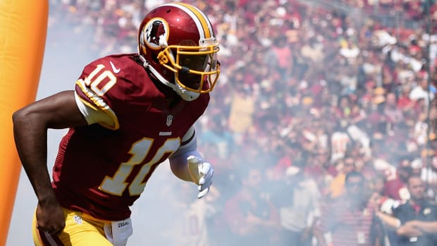 RGIII unlikely to be worth more than a third round pick