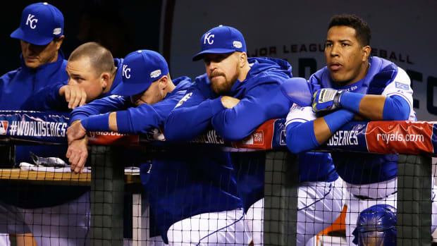 How do Royals avoid going down 2-0? - Image