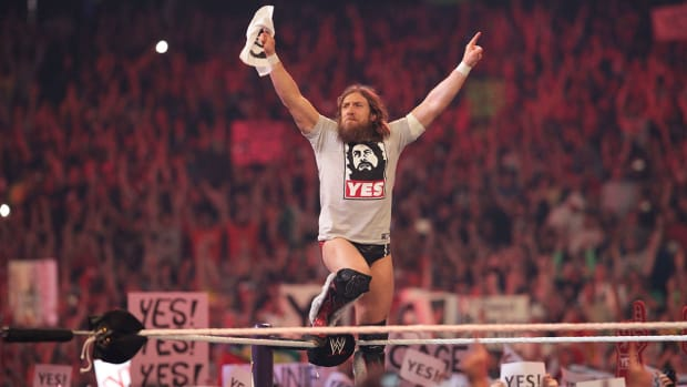 WWE superstar Daniel Bryan reveals the origin of the 'Yes!' chant - Image