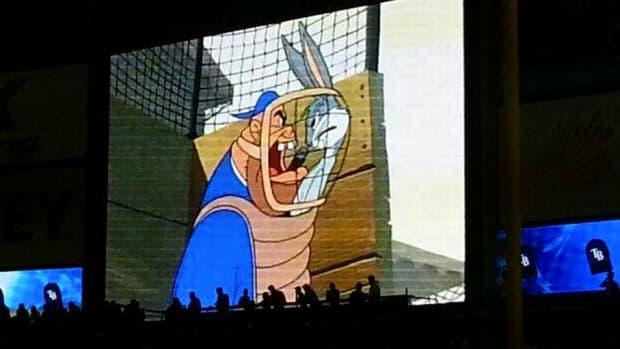Rays Looney Tunes