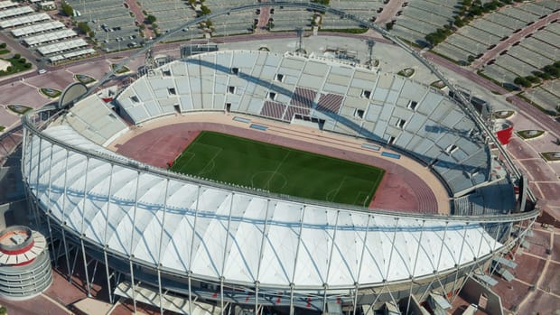 Soccer officials to discuss dates for 2022 World Cup in Qatar