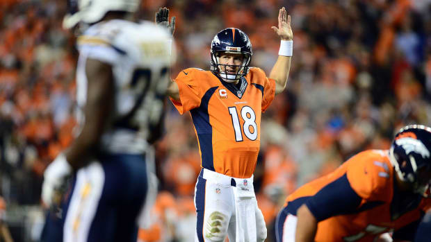 Peyton Manning noise complaint - Image