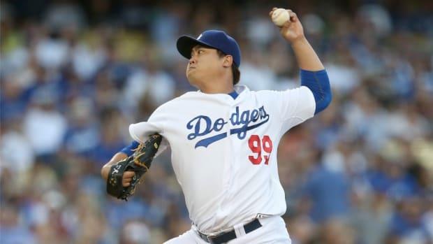 Los Angeles Dodgers Hyun-Jin Ryu appears in ramen commercial
