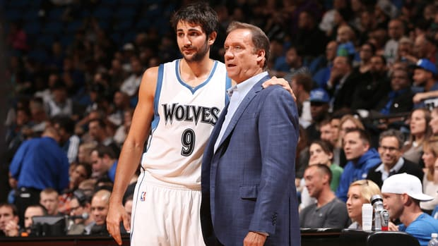 Report: Ricky Rubio and Timberwolves reach four-year deal