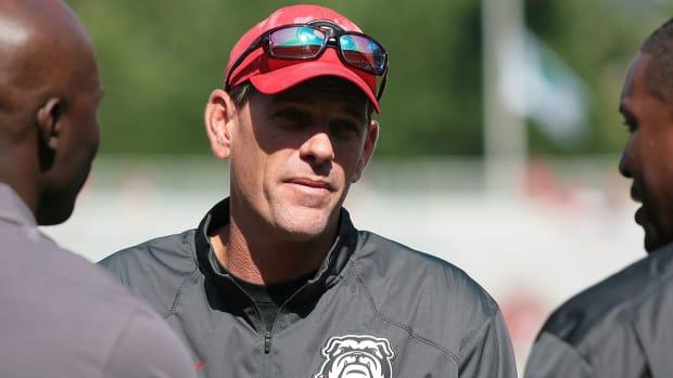 Reports: Colorado State to hire Georgia OC Mike Bobo IMAGE