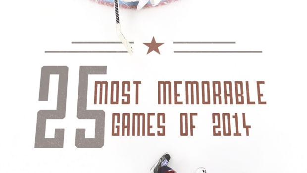 25 most memorable games