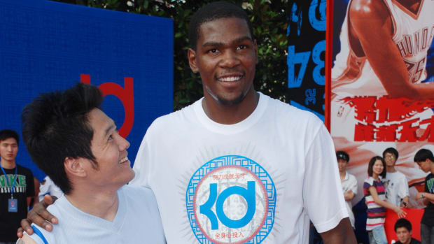 SI Now - Kevin Durant