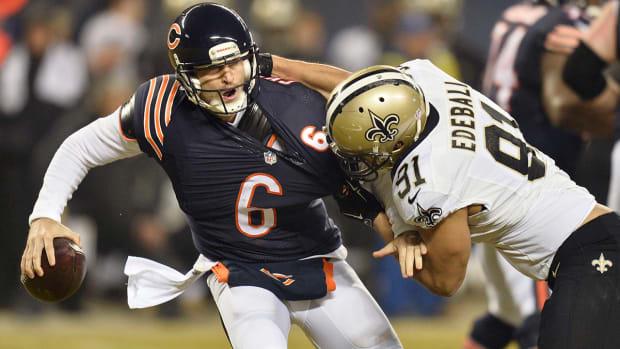 Bears to start Jay Cutler in season finale IMAGE