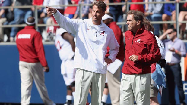 Lane Kiffin expects to return to Alabama in 2015