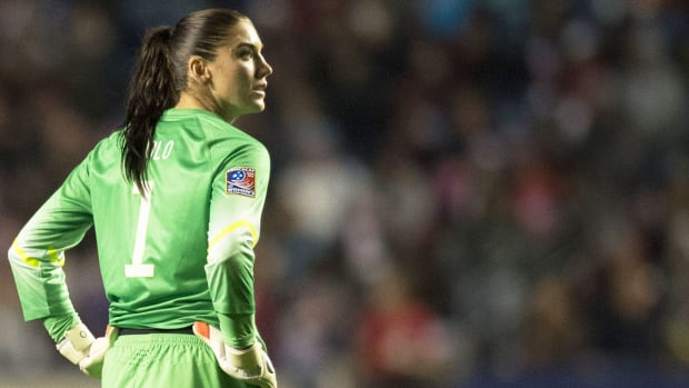 Are Hope Solo's off-field issues a distraction for the USWNT? - Image
