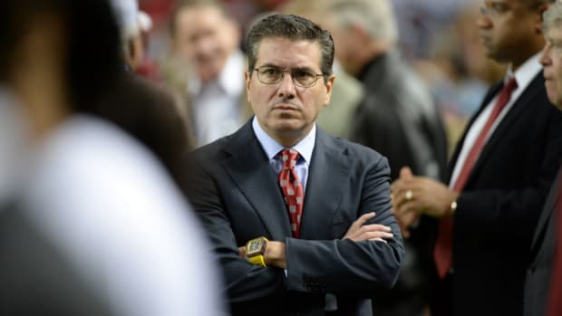 Redskins owner Dan Snyder